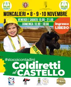 Coldiretti al Castello