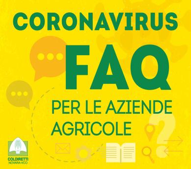 FAQ Coronavirus Novara-VCO