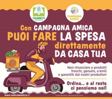 Spesa a domicilio - Campagna Amica NO-VCO