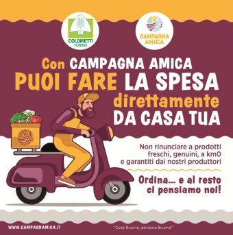 Spesa a domicilio - Campagna Amica - Torino