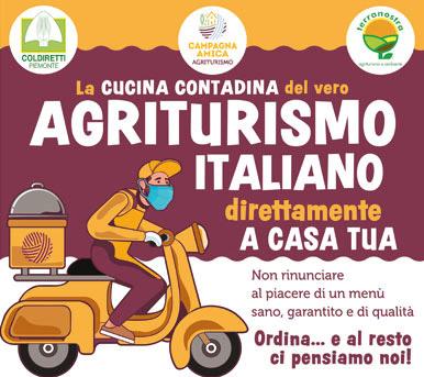 AGRITURISMO Pasti a domicilio NO-VCO