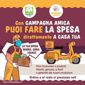 Spesa a domicilio | Cuneo